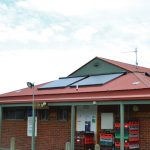 Frankston City Council Solar Hot Water