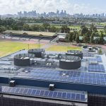 Melbourne Showground 100kWp VIC 2
