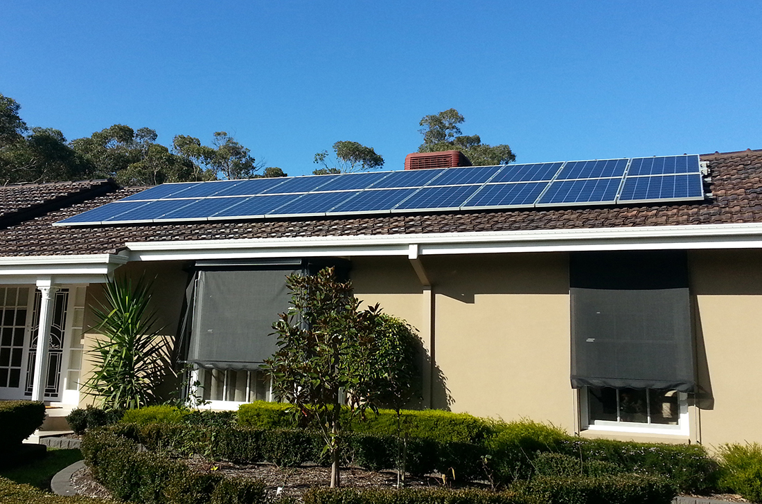 Mount Eliza Home Cuts Electricity Usage Envirogroup