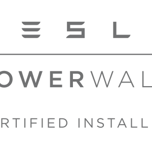 Powerwall Certified Installer Logo