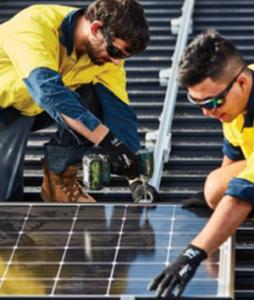 envirogroup solar install