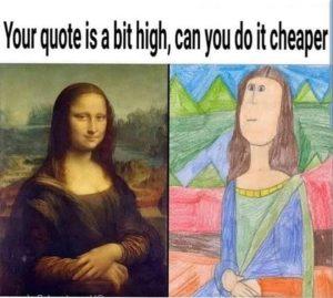 cheaper quote