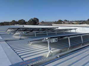 envirogroup solar warehouse